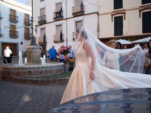 La boda de Luis y Conchi en Jaén, Jaén 16
