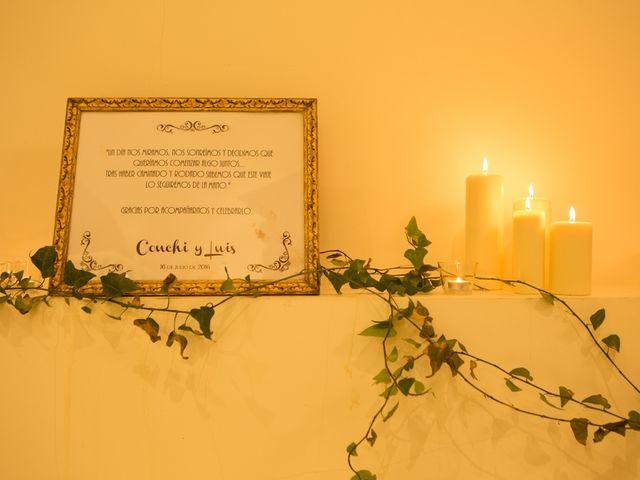 La boda de Luis y Conchi en Jaén, Jaén 31