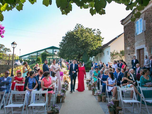 La boda de Asier y Patri en Laracha (Laracha), A Coruña 38