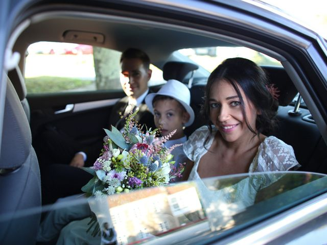 La boda de Asier y Patri en Laracha (Laracha), A Coruña 39
