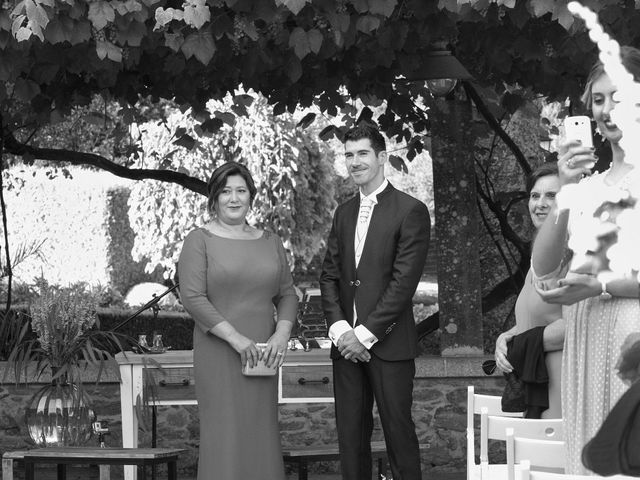 La boda de Asier y Patri en Laracha (Laracha), A Coruña 43
