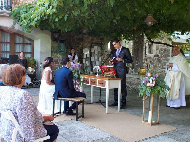 La boda de Asier y Patri en Laracha (Laracha), A Coruña 47