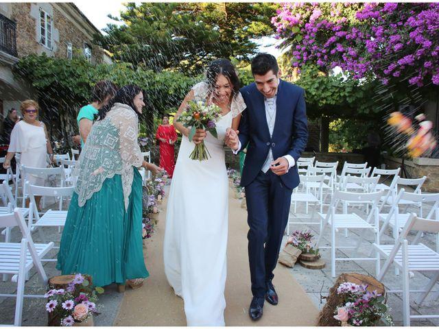 La boda de Asier y Patri en Laracha (Laracha), A Coruña 65