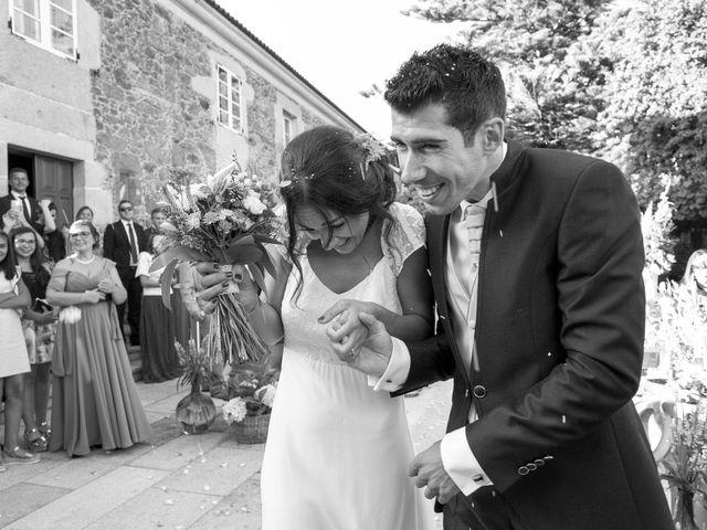 La boda de Asier y Patri en Laracha (Laracha), A Coruña 67