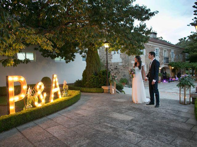 La boda de Asier y Patri en Laracha (Laracha), A Coruña 74