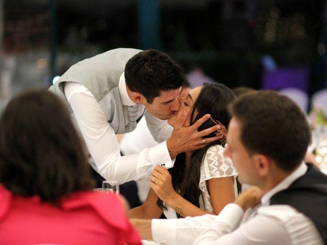 La boda de Asier y Patri en Laracha (Laracha), A Coruña 81