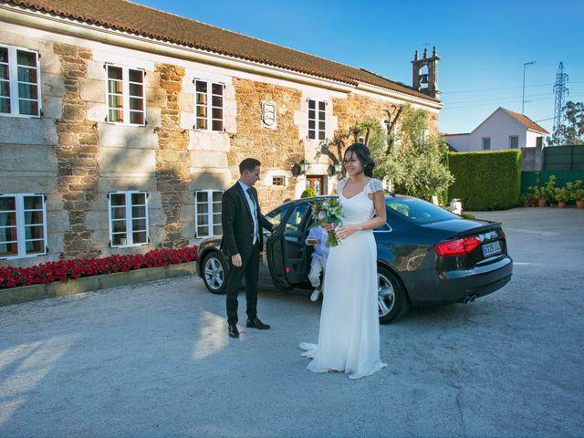 La boda de Asier y Patri en Laracha (Laracha), A Coruña 42