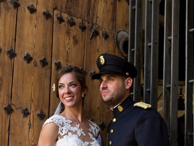 La boda de Blanca y Ernesto