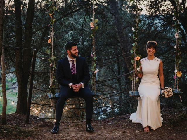 La boda de Diego y Cristina en Sentmenat, Barcelona 1
