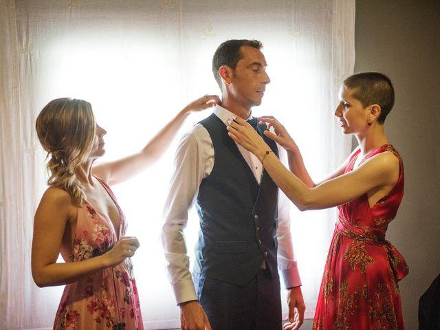 La boda de Marc y Mariona en La Vall De Bianya, Girona 24