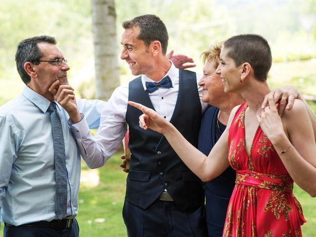 La boda de Marc y Mariona en La Vall De Bianya, Girona 41