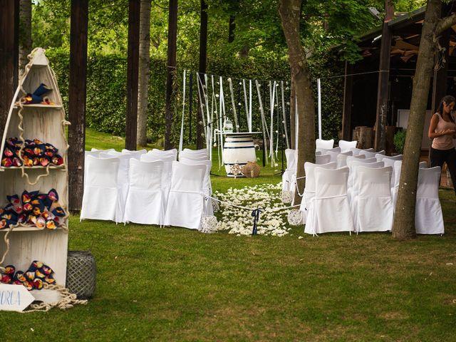 La boda de Marc y Mariona en La Vall De Bianya, Girona 91