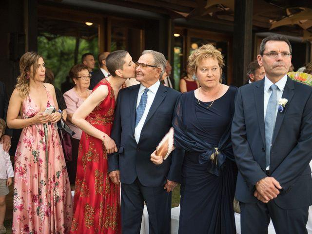 La boda de Marc y Mariona en La Vall De Bianya, Girona 103