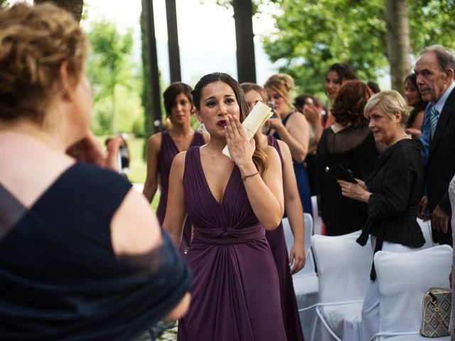 La boda de Marc y Mariona en La Vall De Bianya, Girona 104