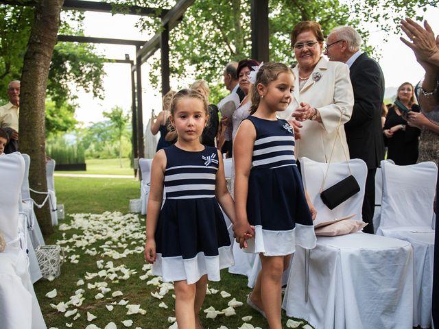 La boda de Marc y Mariona en La Vall De Bianya, Girona 107