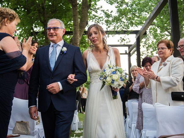 La boda de Marc y Mariona en La Vall De Bianya, Girona 110