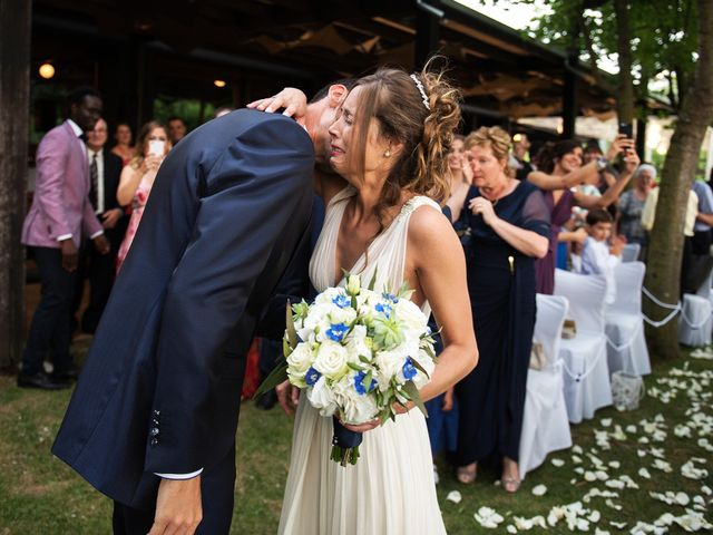 La boda de Marc y Mariona en La Vall De Bianya, Girona 111