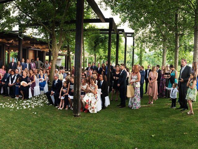 La boda de Marc y Mariona en La Vall De Bianya, Girona 116