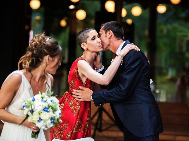 La boda de Marc y Mariona en La Vall De Bianya, Girona 117