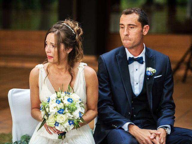 La boda de Marc y Mariona en La Vall De Bianya, Girona 120