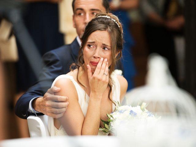 La boda de Marc y Mariona en La Vall De Bianya, Girona 122
