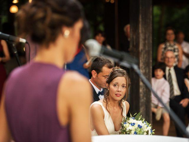 La boda de Marc y Mariona en La Vall De Bianya, Girona 127