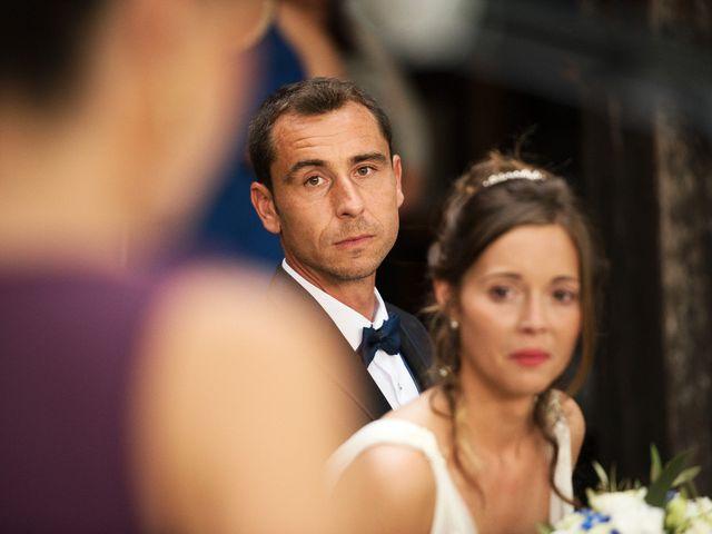 La boda de Marc y Mariona en La Vall De Bianya, Girona 130