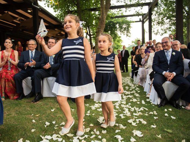 La boda de Marc y Mariona en La Vall De Bianya, Girona 132