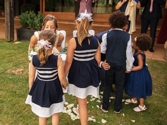La boda de Marc y Mariona en La Vall De Bianya, Girona 133