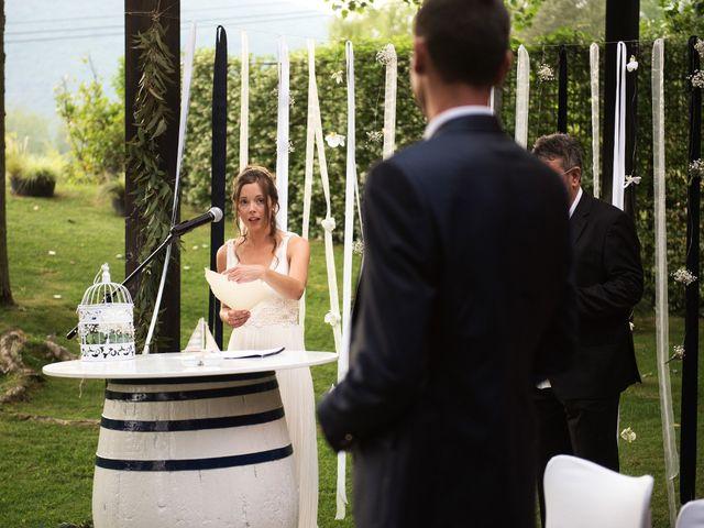 La boda de Marc y Mariona en La Vall De Bianya, Girona 136