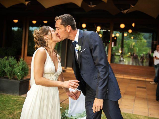 La boda de Marc y Mariona en La Vall De Bianya, Girona 140