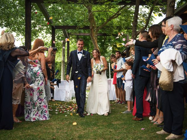 La boda de Marc y Mariona en La Vall De Bianya, Girona 142