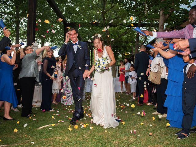 La boda de Marc y Mariona en La Vall De Bianya, Girona 143