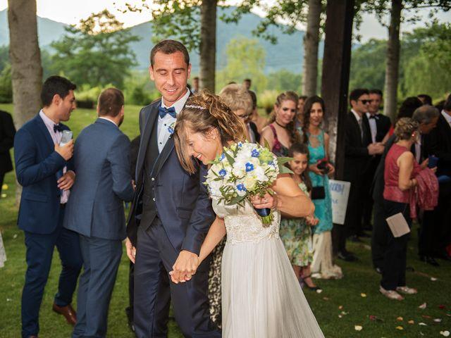 La boda de Marc y Mariona en La Vall De Bianya, Girona 145
