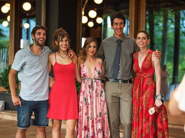 La boda de Marc y Mariona en La Vall De Bianya, Girona 149