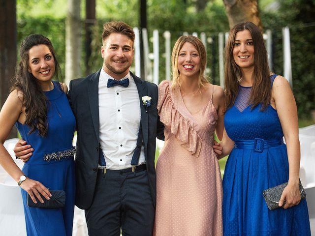 La boda de Marc y Mariona en La Vall De Bianya, Girona 154