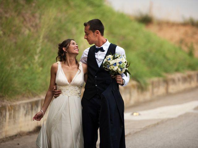 La boda de Marc y Mariona en La Vall De Bianya, Girona 158