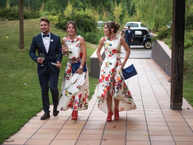 La boda de Marc y Mariona en La Vall De Bianya, Girona 176
