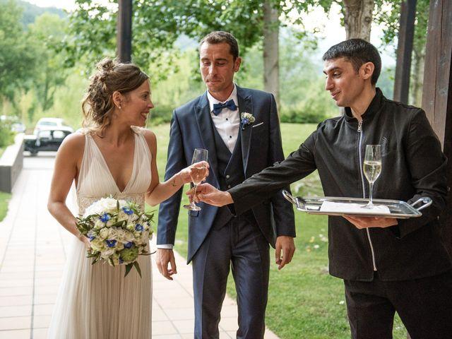 La boda de Marc y Mariona en La Vall De Bianya, Girona 180