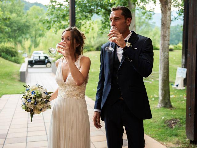 La boda de Marc y Mariona en La Vall De Bianya, Girona 181