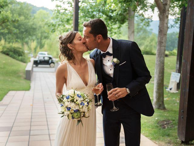 La boda de Marc y Mariona en La Vall De Bianya, Girona 182