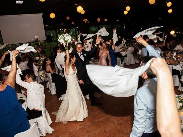 La boda de Marc y Mariona en La Vall De Bianya, Girona 187