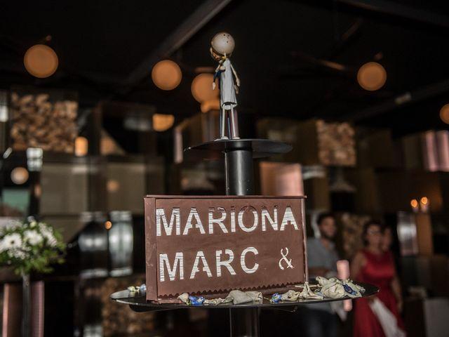 La boda de Marc y Mariona en La Vall De Bianya, Girona 201
