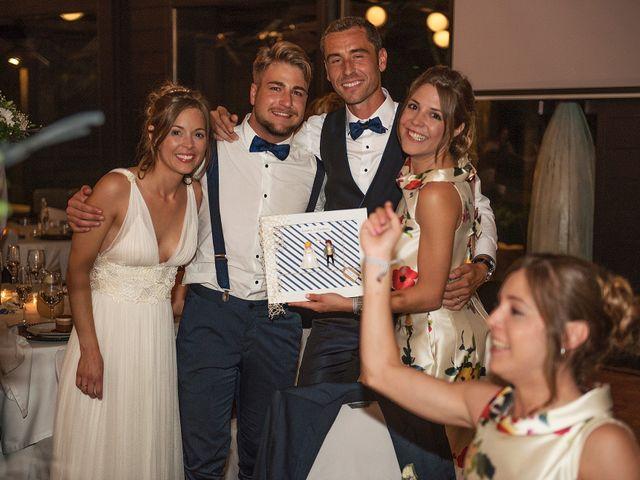 La boda de Marc y Mariona en La Vall De Bianya, Girona 204