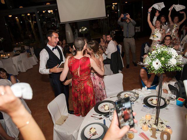 La boda de Marc y Mariona en La Vall De Bianya, Girona 205