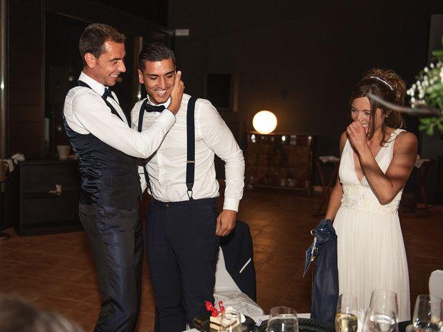 La boda de Marc y Mariona en La Vall De Bianya, Girona 209