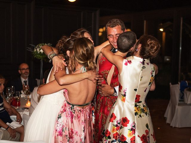 La boda de Marc y Mariona en La Vall De Bianya, Girona 215