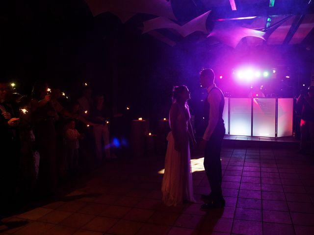 La boda de Marc y Mariona en La Vall De Bianya, Girona 220