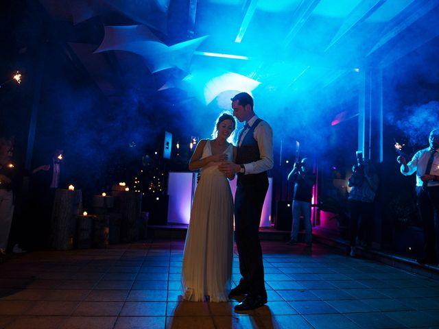 La boda de Marc y Mariona en La Vall De Bianya, Girona 222