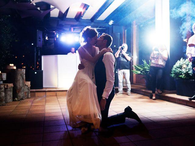 La boda de Marc y Mariona en La Vall De Bianya, Girona 225
